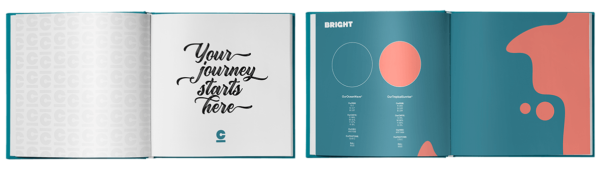 ourcampus brand manual by spx agency