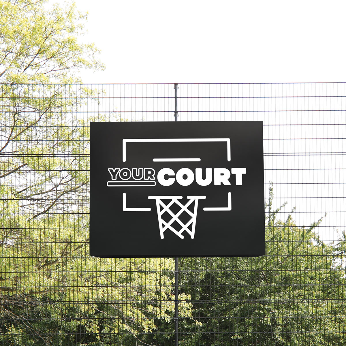 SPX Agency Work: OurDomain ourcourt basketball
