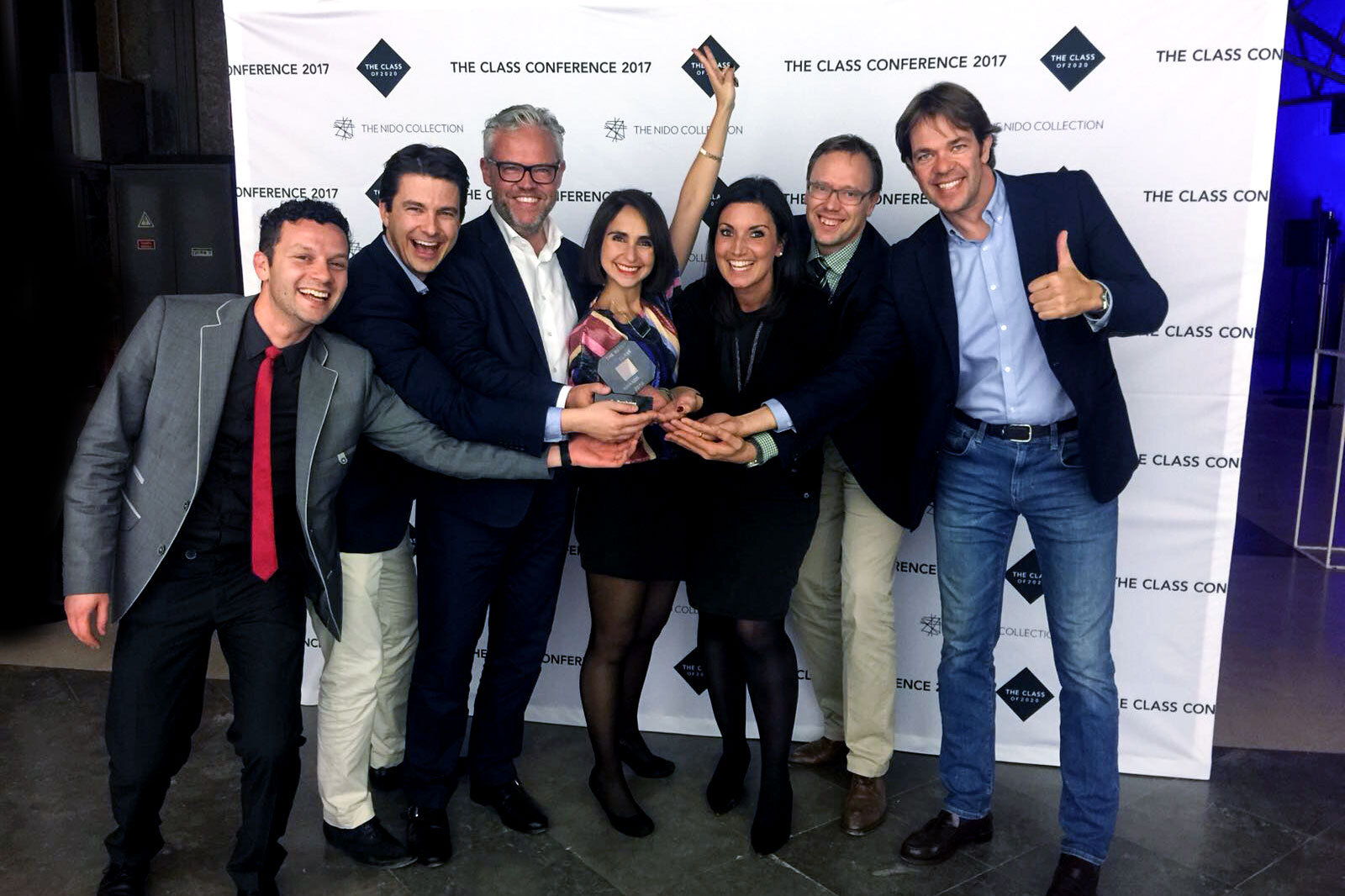 spx agency the best in class awards 2018 co-revolution for staytoo apartments