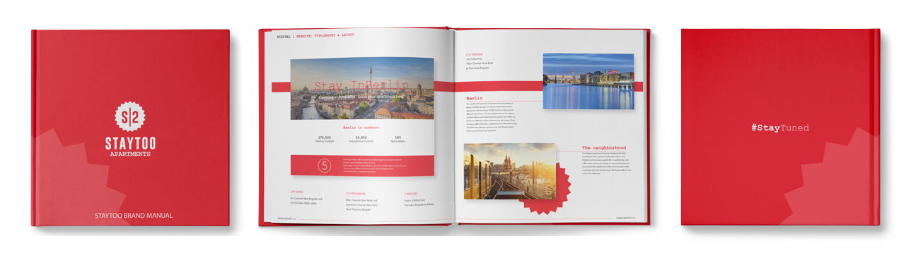 staytoo apartments brand manual