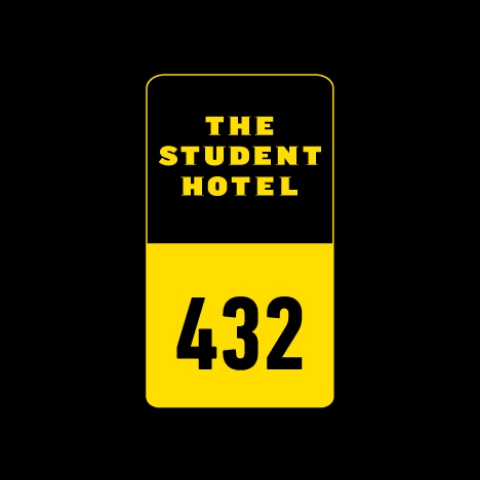 SPX Agency: The Student Hotel 432 sticker