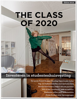 the class of 2020 magazine 2012 edition cover design by spx