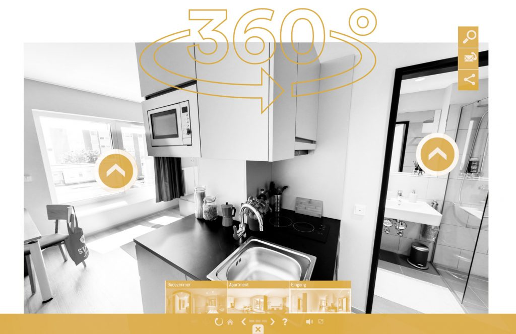 SPX Agency Lab: photography for real estate, virtual tour