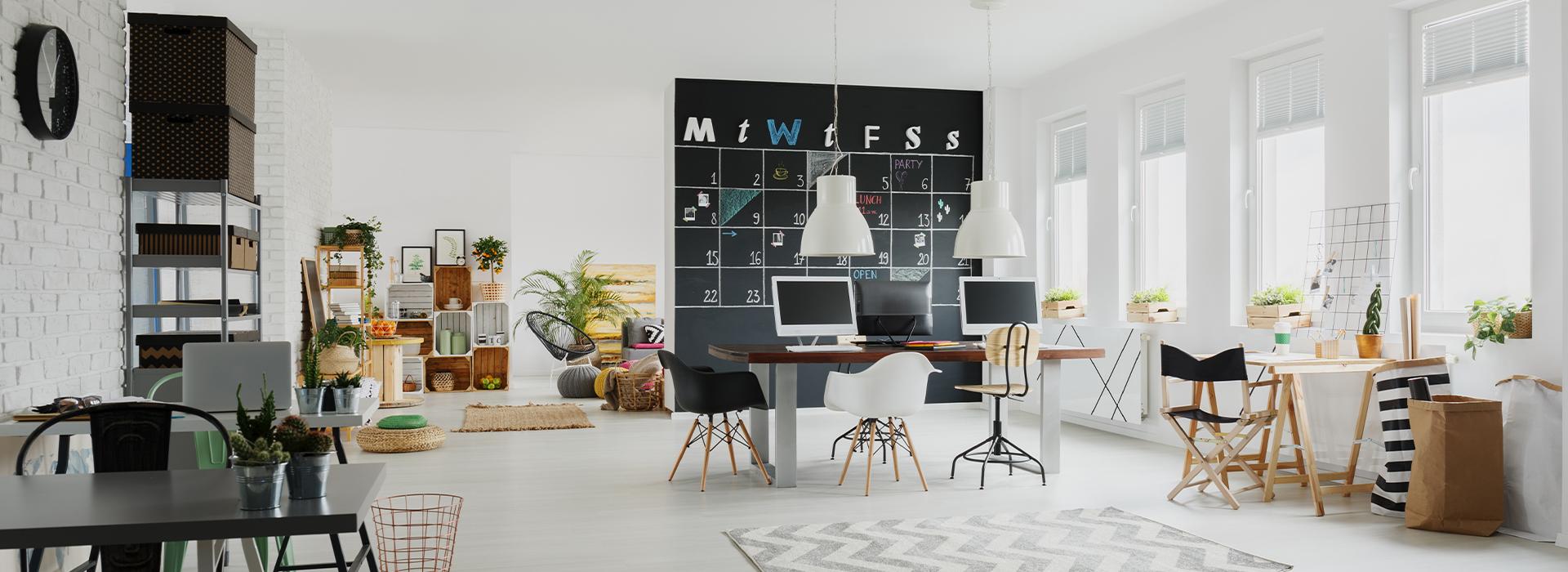 Branded Workspace