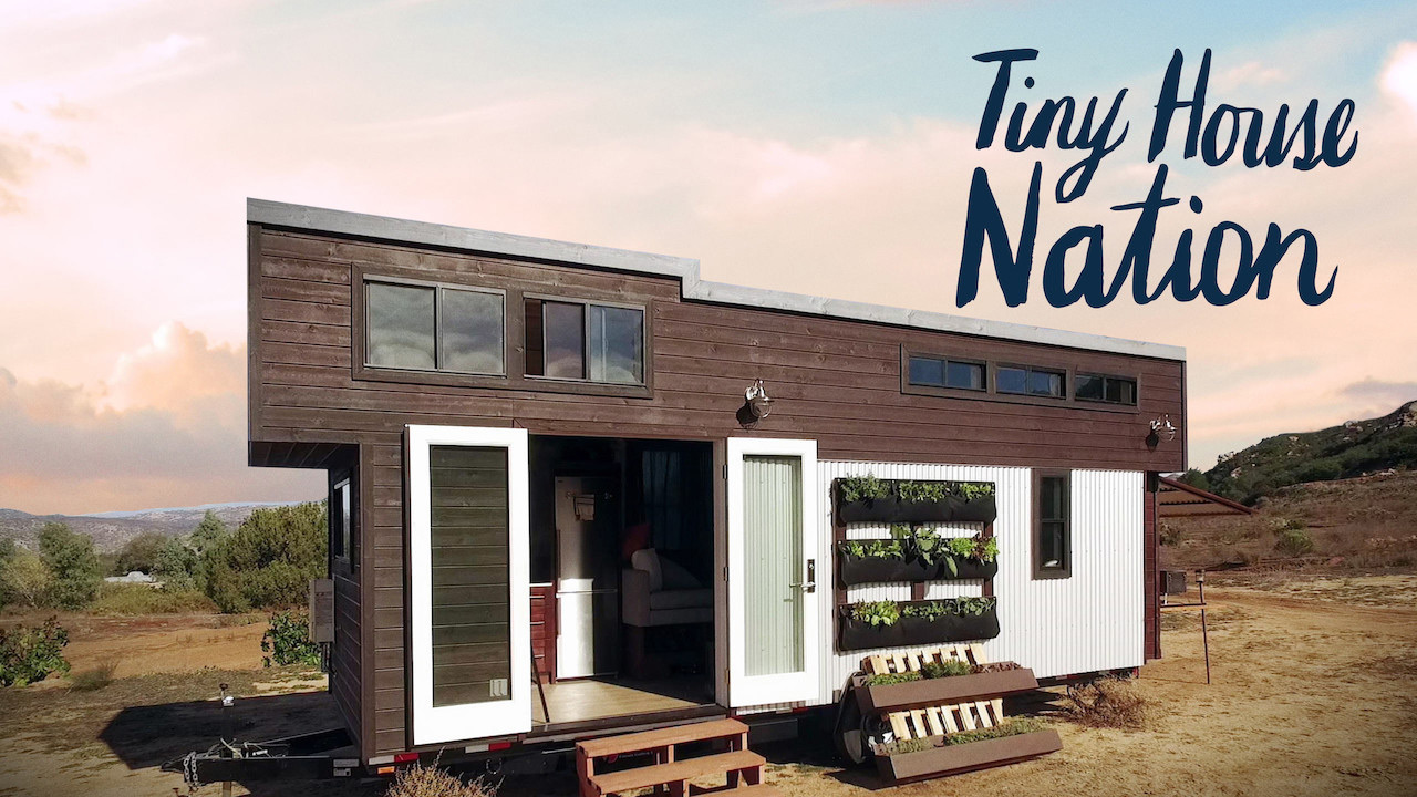 Tiny House Nation Netflix Show in SPX Agency Lab Article