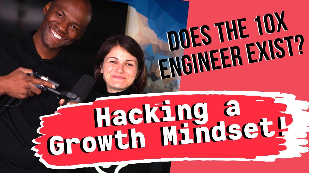 Hello Hackers! We've got a special one for you today. Carmen Popoviciu shares how she hacked a growth mindset to avalanche her career in software engineering. She aims to promote emotional health in the workplace. Carmen discusses her thoughts about the 10X Engineer, what are yours? Comment below! Watch the video to find the answers to your doubts.