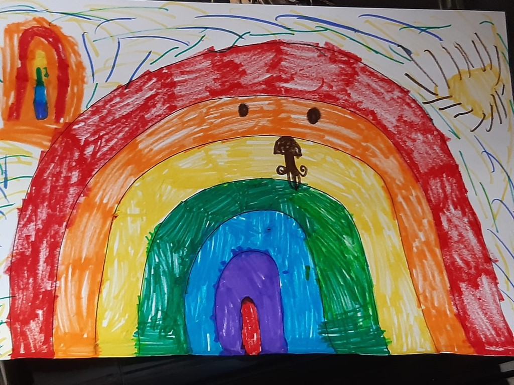 NHS Rainbow Entry Number 2