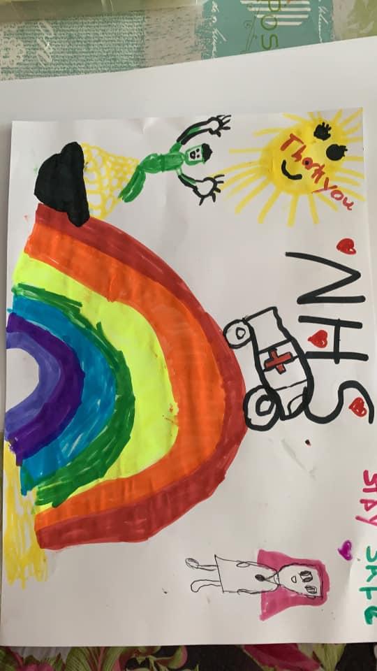 NHS Rainbow Entry Number 3