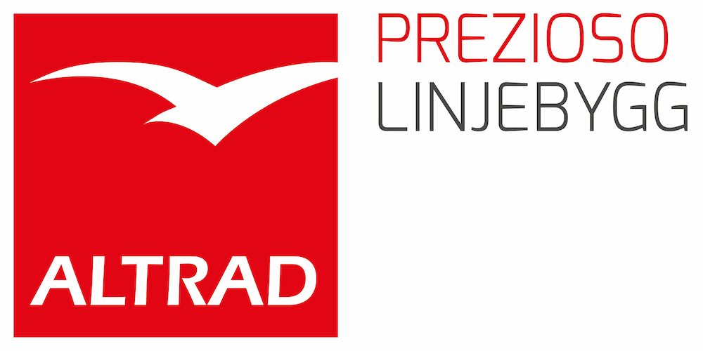 Logo Altrad Prezioso, partenaire baumert pour l'enrubannage anti radiation