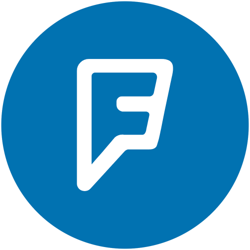 Foursquare is a location-based social networking site where users can 'check-in' at vicinities with mobile devices