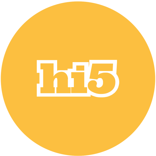 Hi5 is a social networking site where users can create a profile to showcase their interests. Users can upload pictures, play games, and more