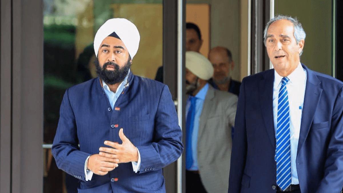 Ravi Singh Appeals Decision 2014-2020