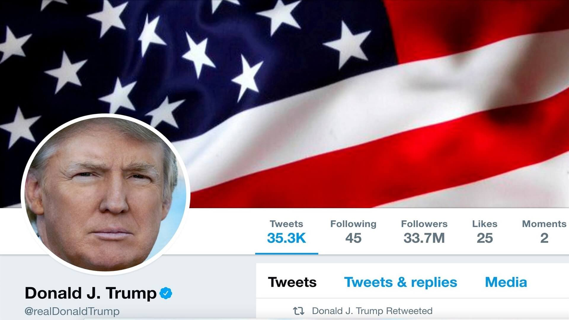 Analysis of Donald Trump's Communication Style on Twitter between 2009 and 2018