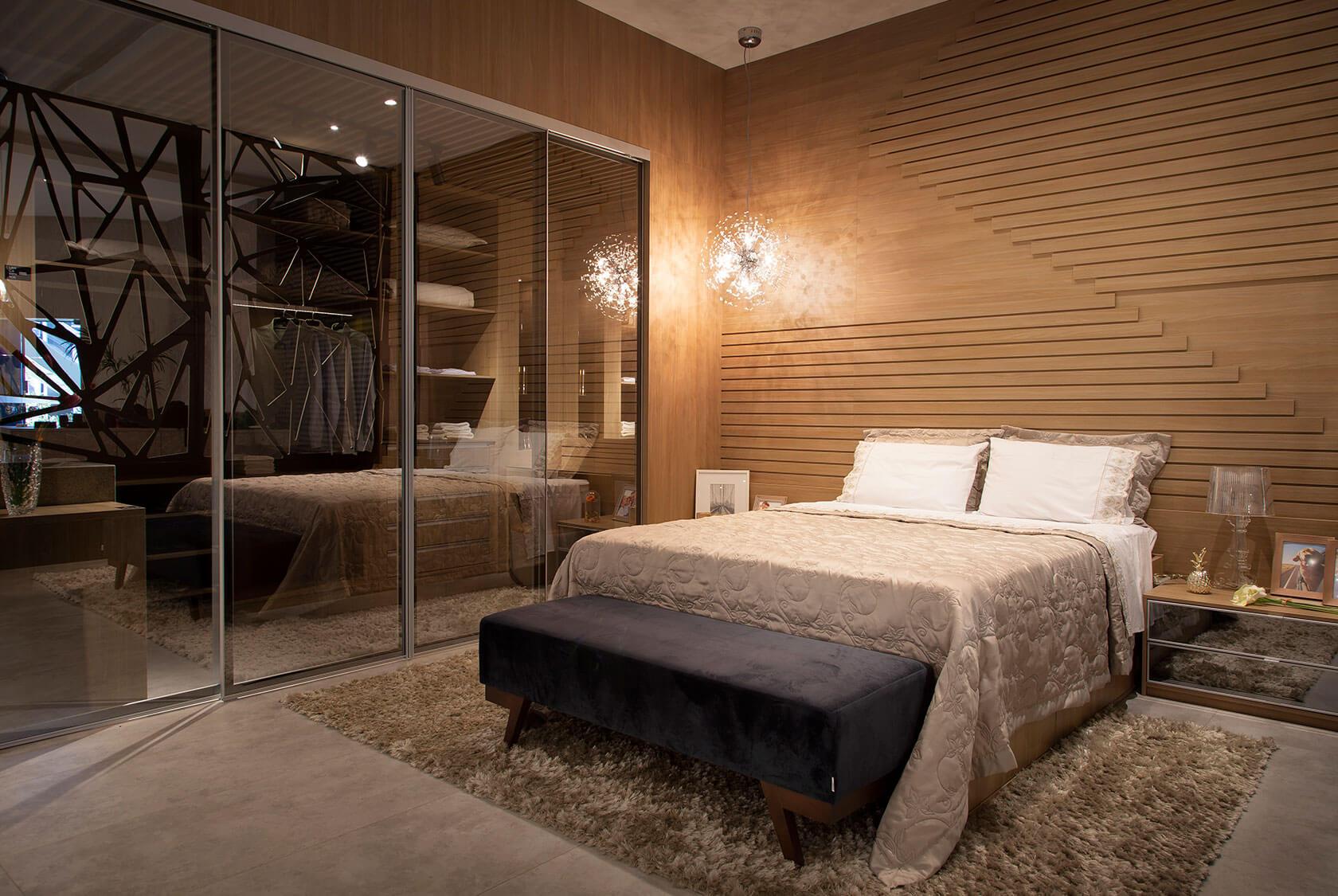 Dormitórios e Quartos - Conceito Italínea Móveis Planejados em Canoas