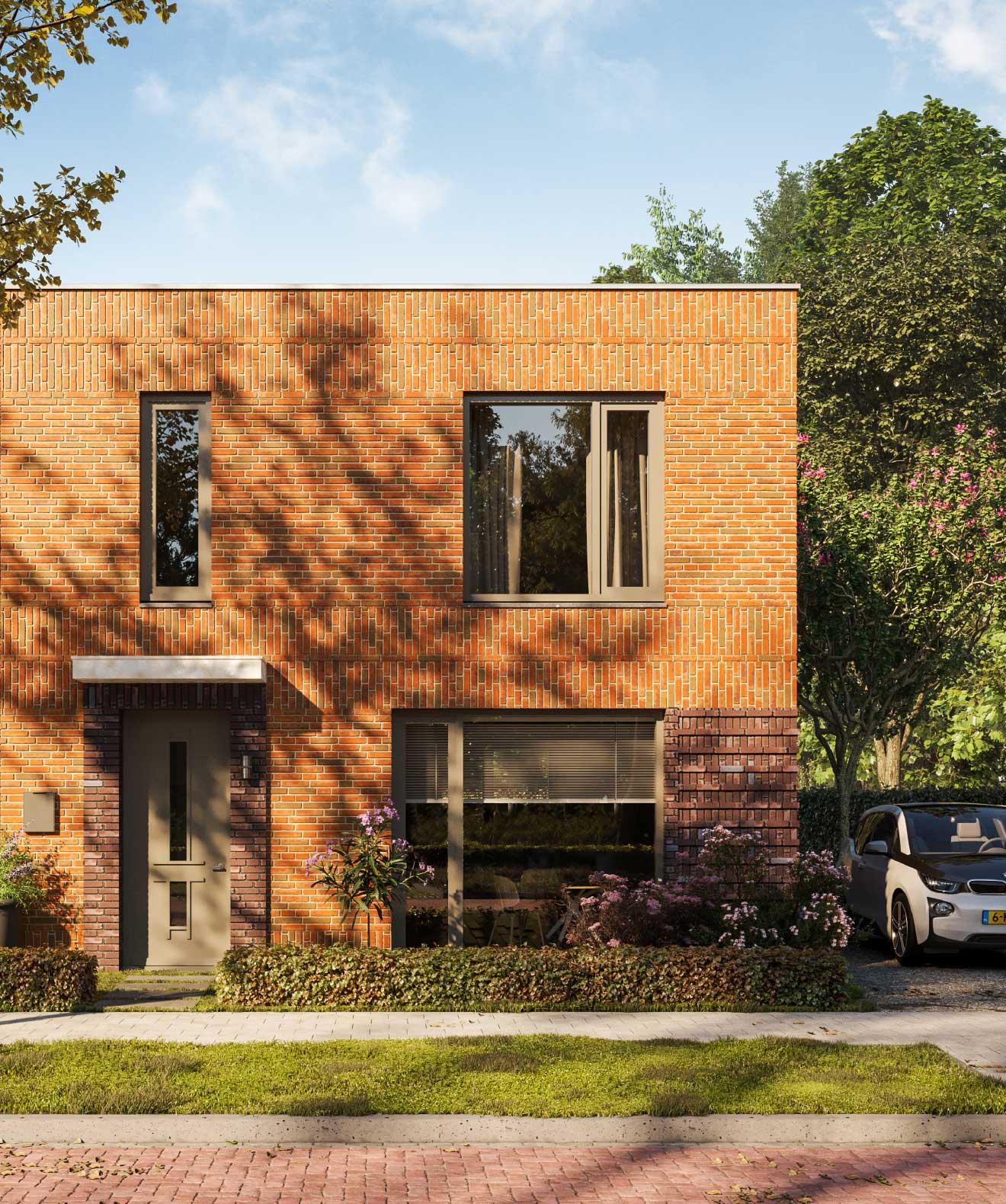 Ochtendrijp - Semi bungalow, Keuken