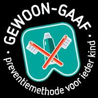 logo Gewoon-Gaaf, preventiemethode voor ieder kind