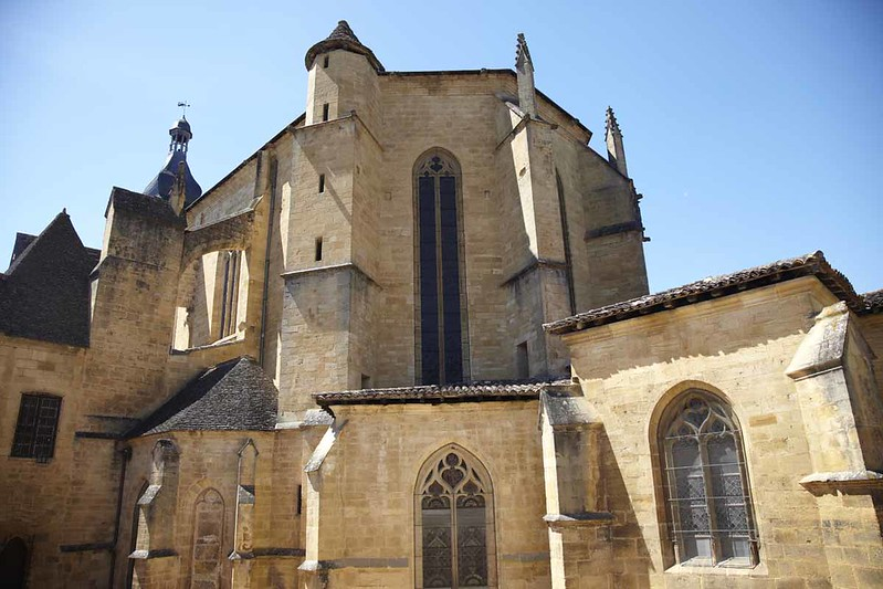 Sarlat la Canéda's Cathedral
