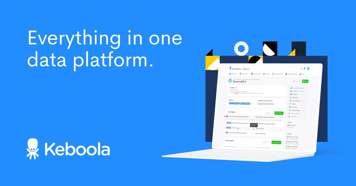everything in one data platform image
