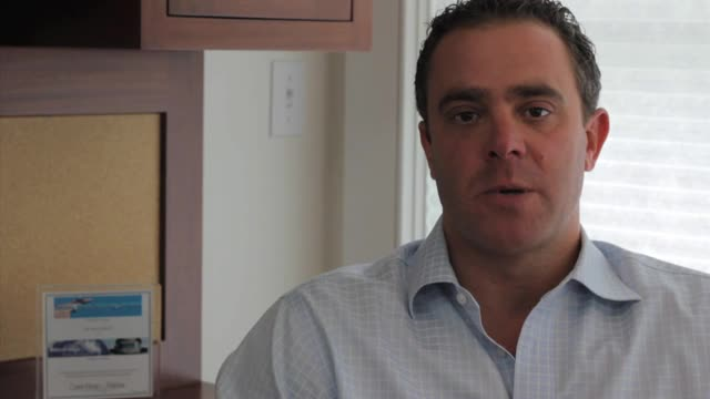 Mark Gregoretti speaking