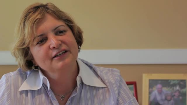 Lisa Braden-Harder speaking