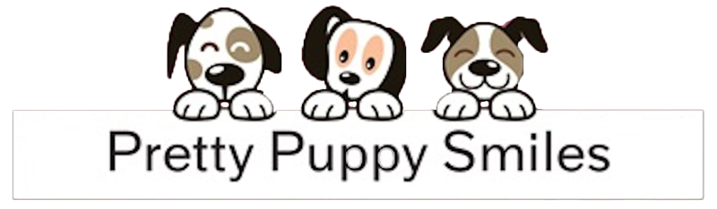 Pretty Puppy Smiles Logo