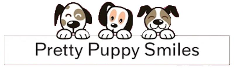Pretty Puppy Smiles Logo