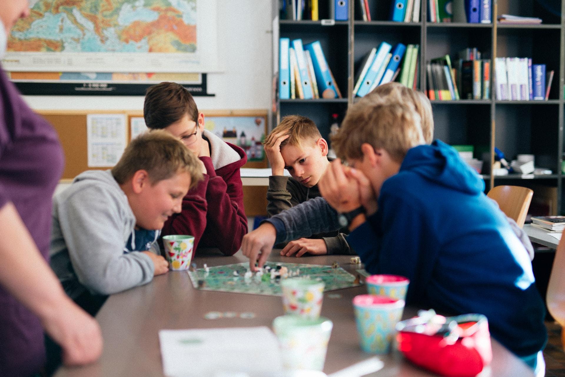 Ecole Edenpark - Une école originale - Une école pour la famille