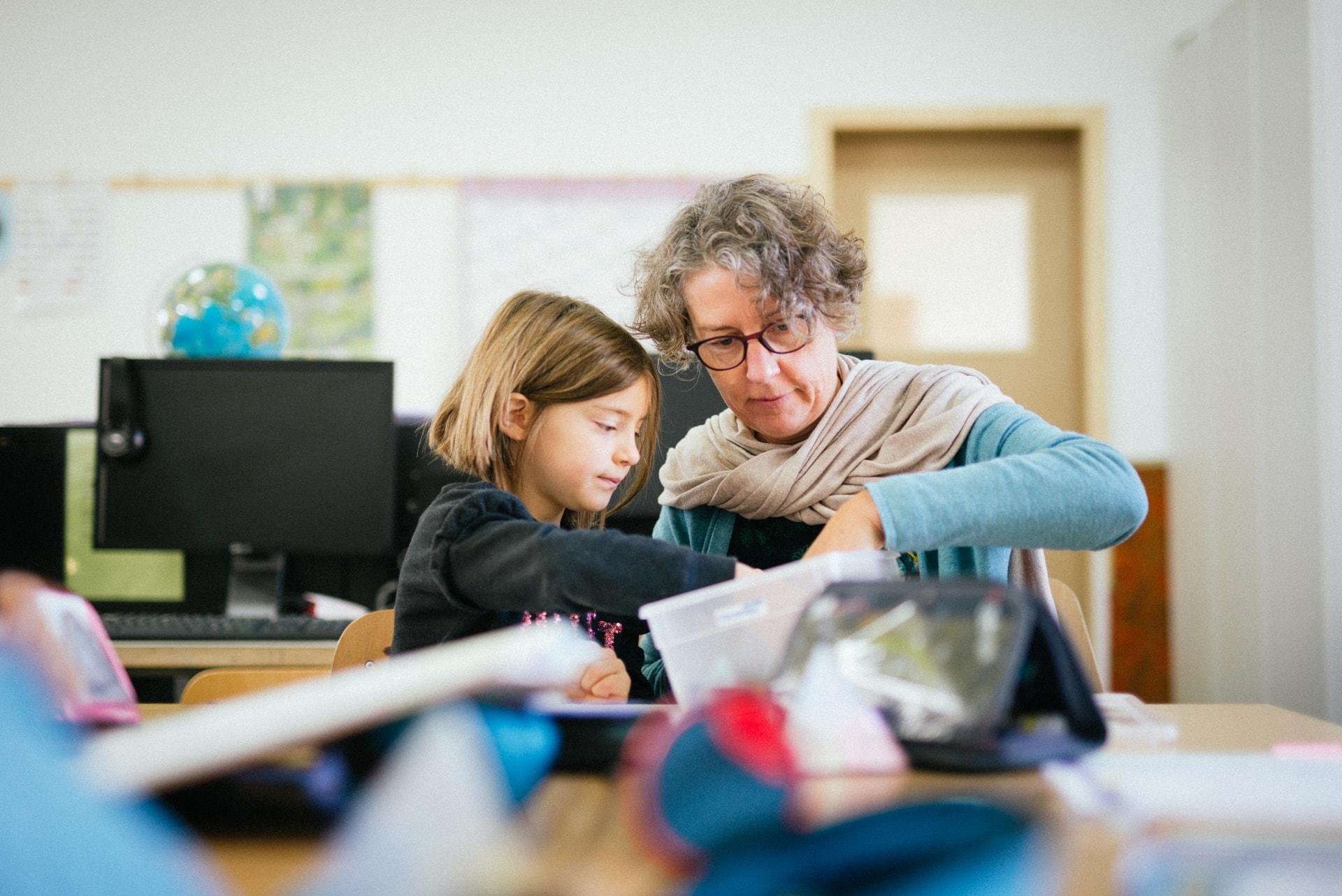 Ecole Edenpark - Une école originale - Une pédagogie orientée vers l'Etre tout entier