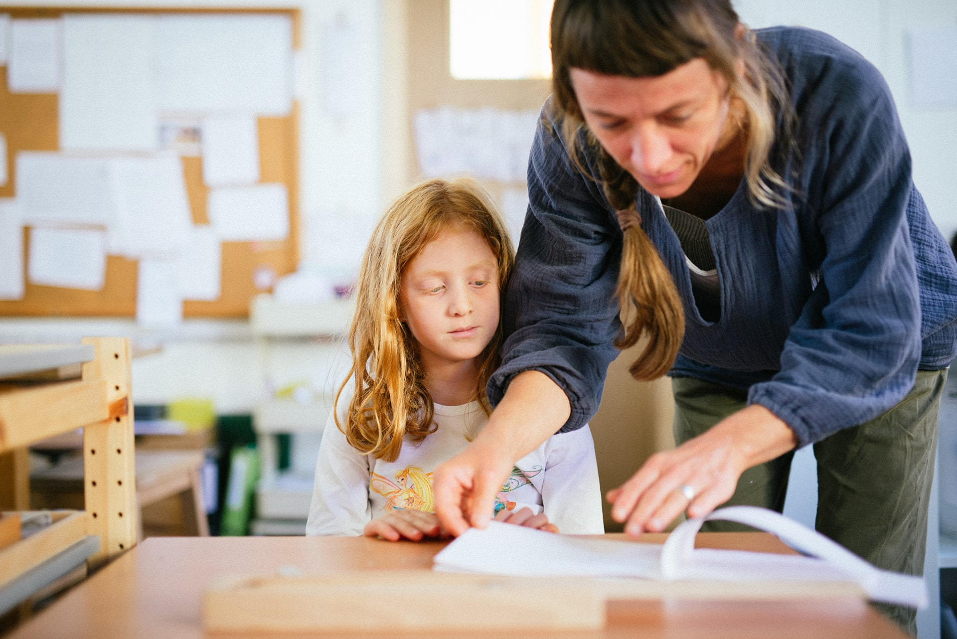 Ecole Edenpark - Valeur 3 - Ecole familiale et inergénérationnelle