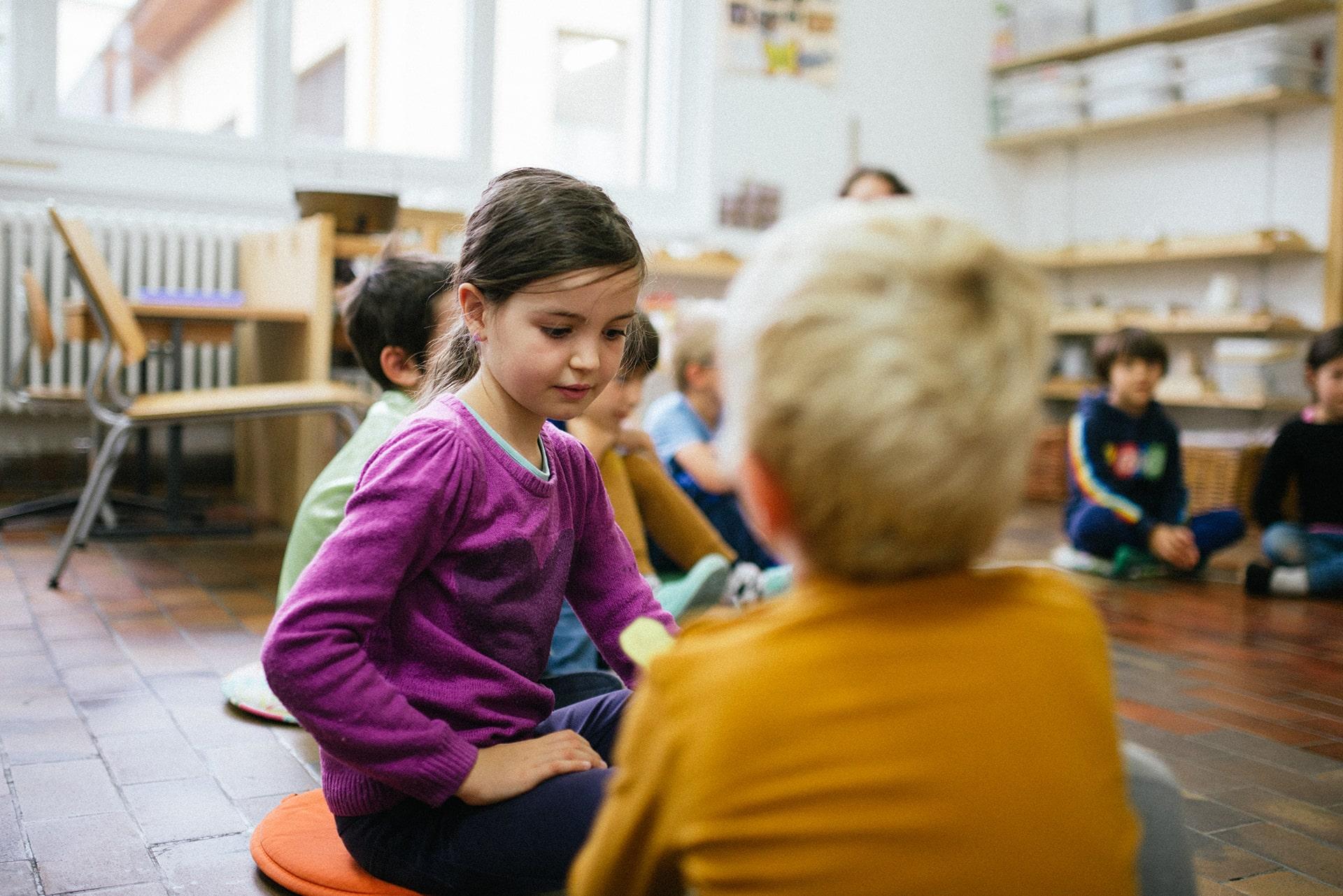 Ecole Edenpark - Valeur 2 - Vivre des relations de confiance