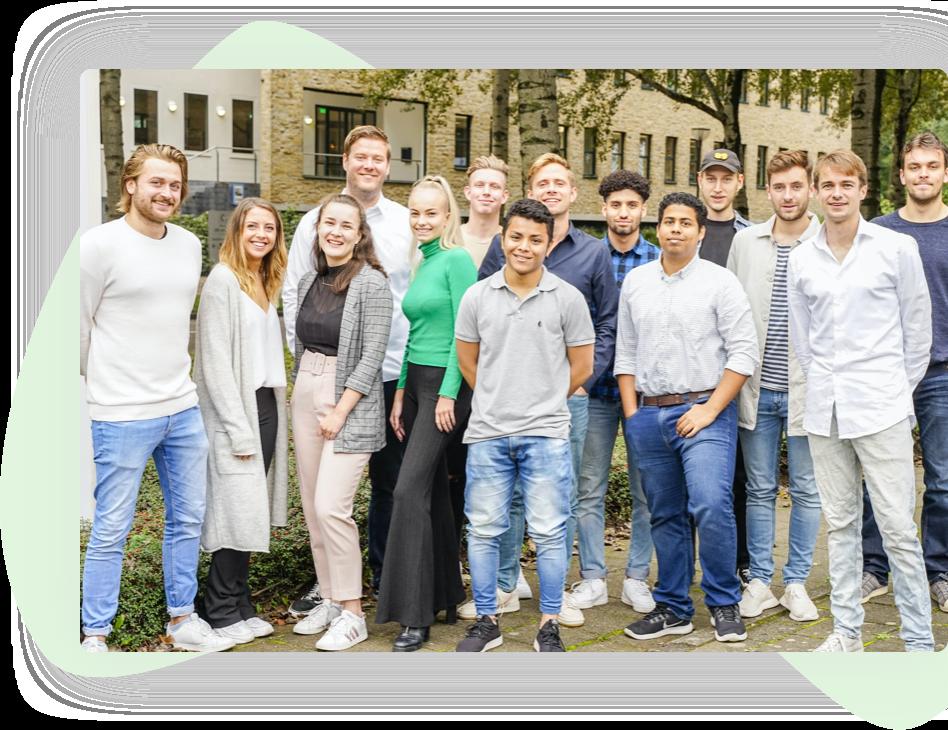 Fleks personeelsplanning team