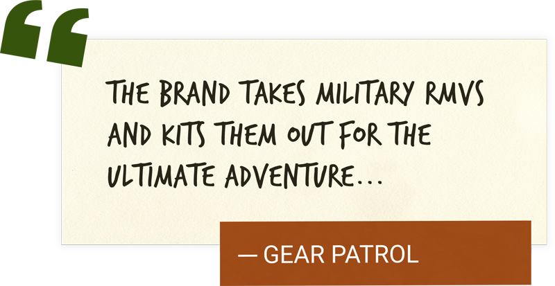 Gear Patrol review