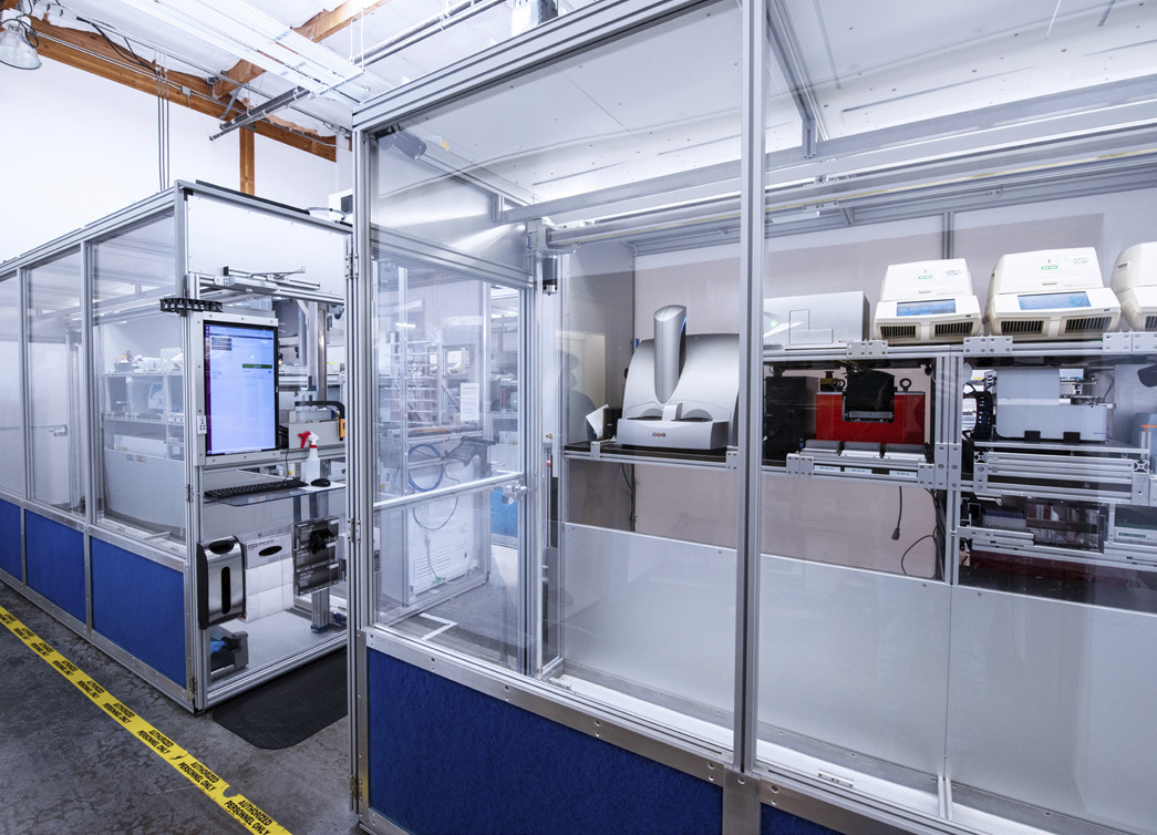 Laboratory automation - by strateos