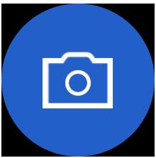 Receipt & Bill Capture Photo Icon