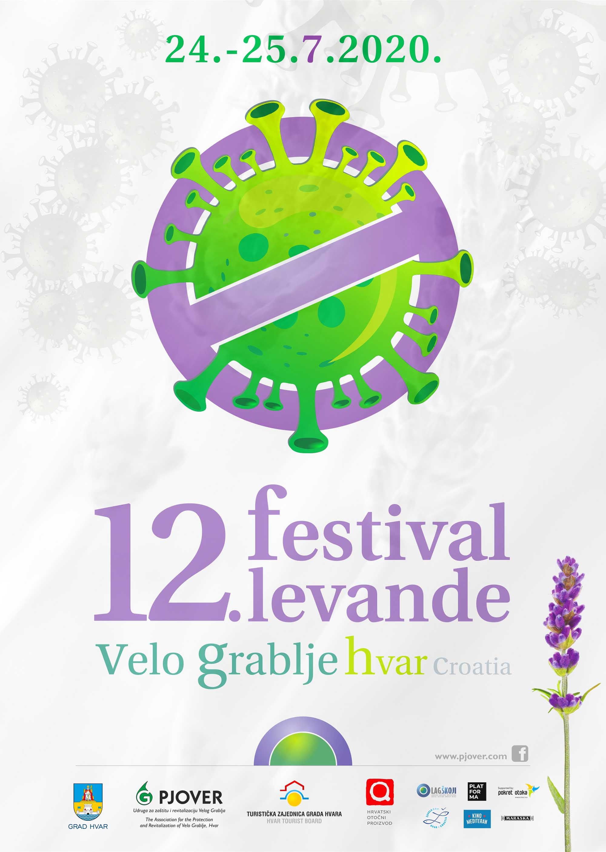 Predstavljanje platforme O-kupi otok na 12. Festivalu Levande u Velom Grablju