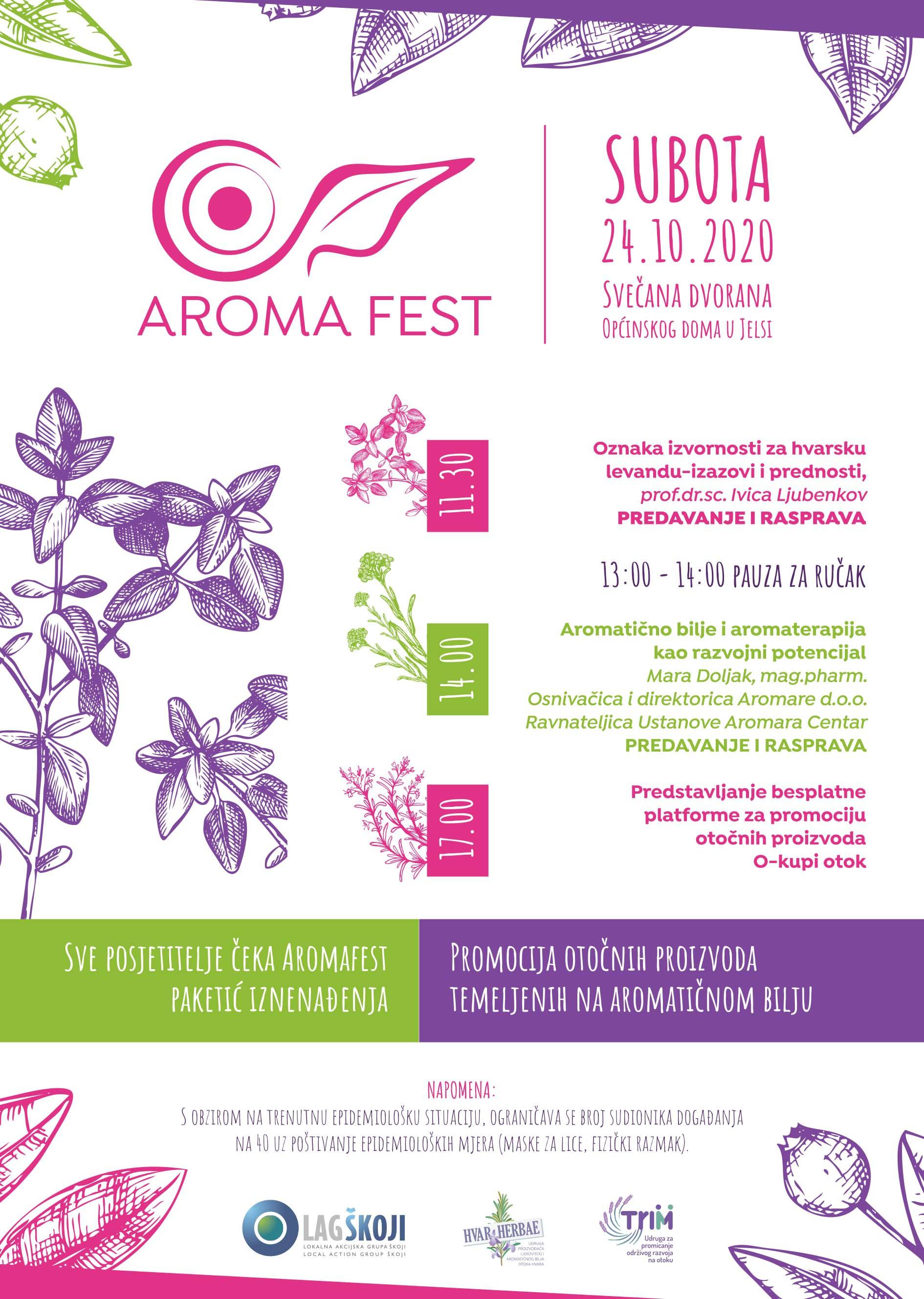AROMA FEST 2020