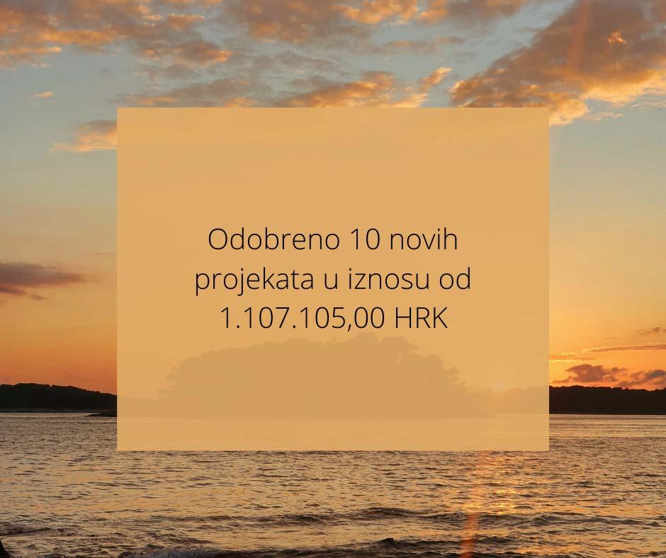 Donesene Odluke o dodjeli sredstava za 10 projekata Natječaja LAG-a Škoji