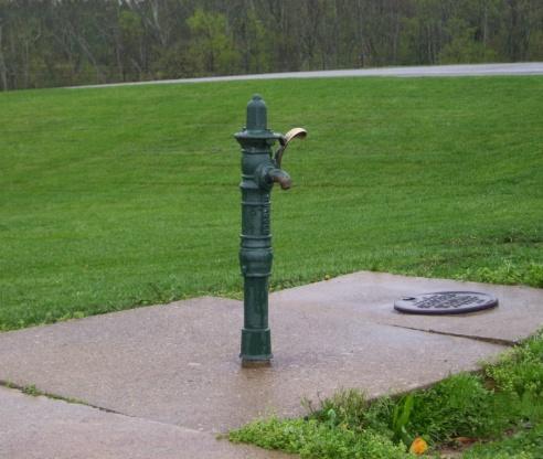 Vattenposter