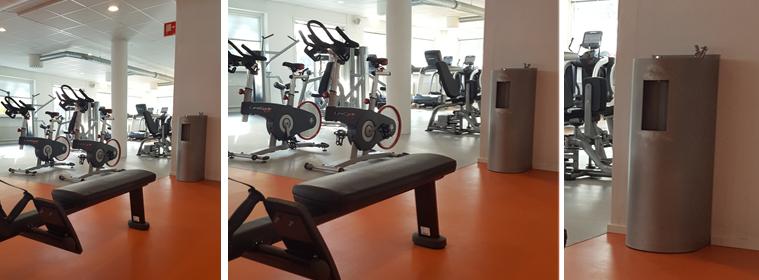Gym i Fristad
