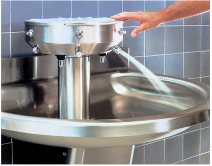 Handtvätts fontäner