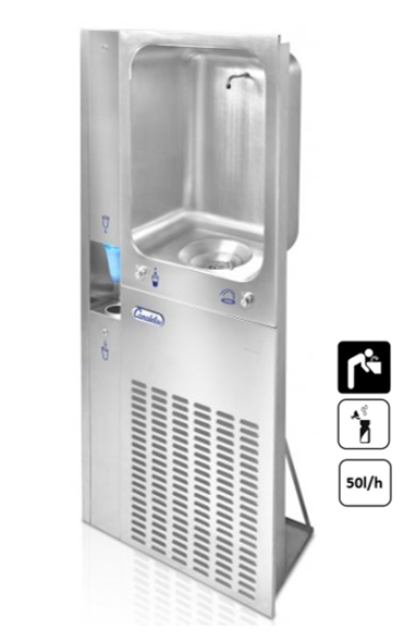 Dricksvattenkylare EN-8TLVPV