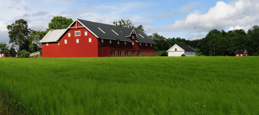 Salg av gårdsbruk