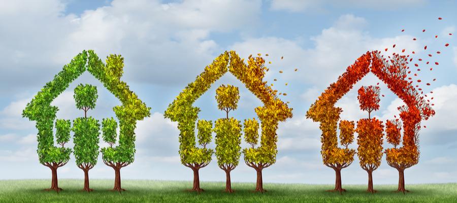 Beste tid å selge bolig