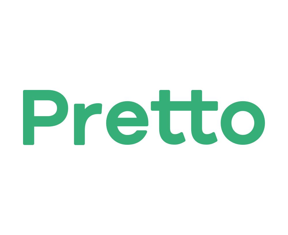 Logo client Startup Pretto