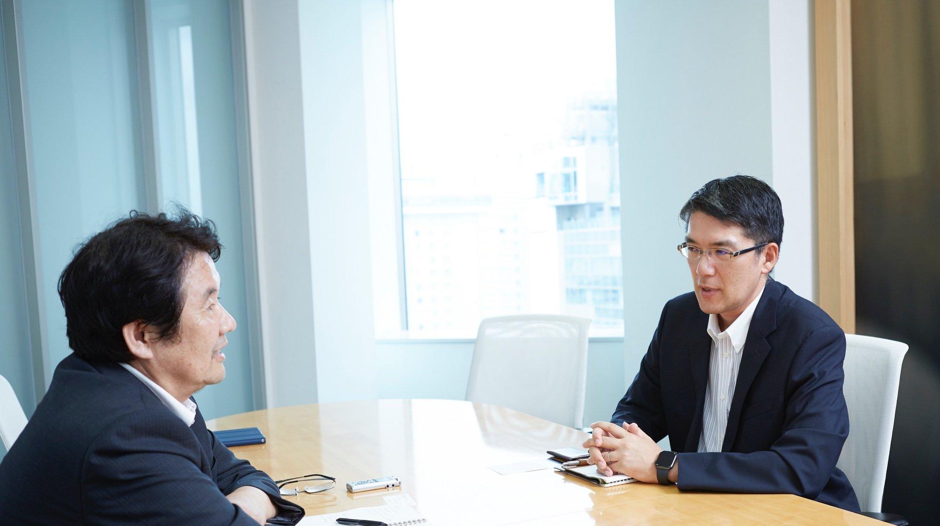 Mastercard x cashless expert Iwata discuss about debit card