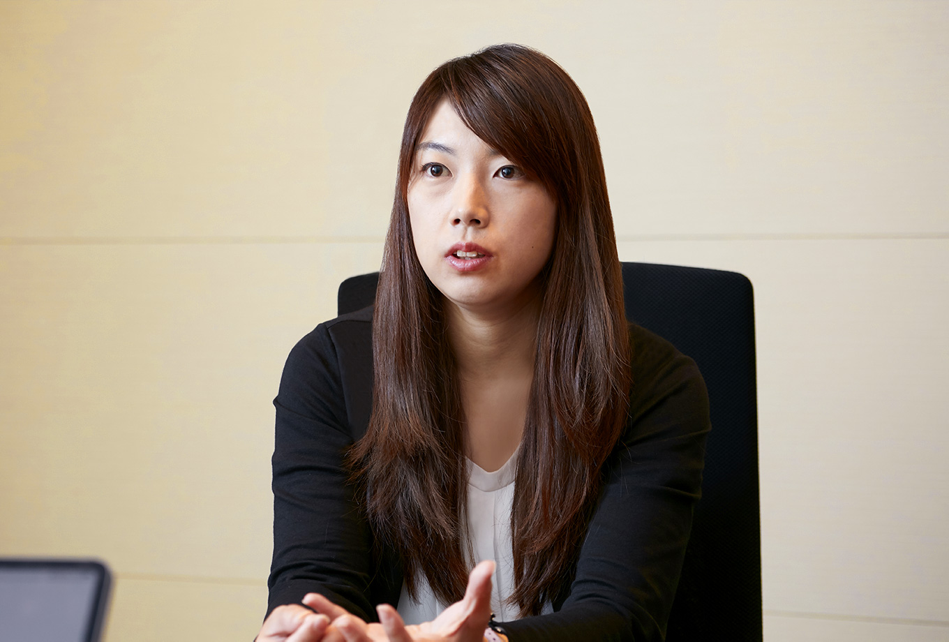 Moneytree MT LINK Case Study with Sumitomo Mitsui Banking Corporation with Yokota Desktop  interview-1