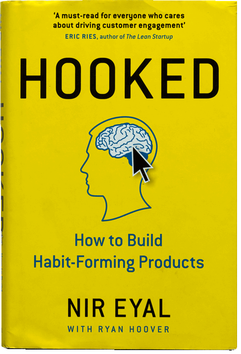 hooked book