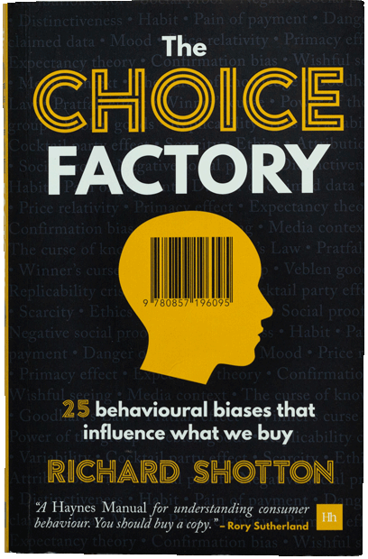 choice factory cover