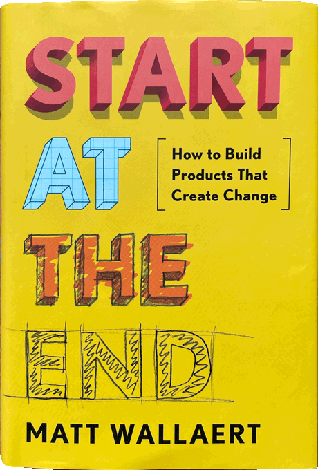 Start At The End Buch Cover