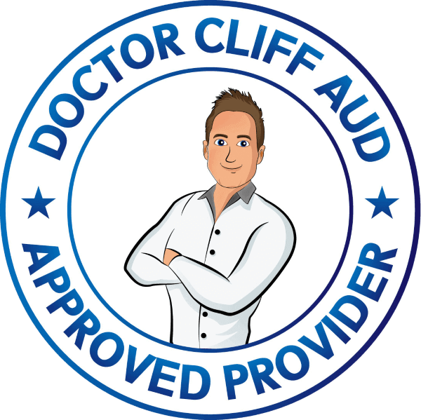 drcliff aud approved provider